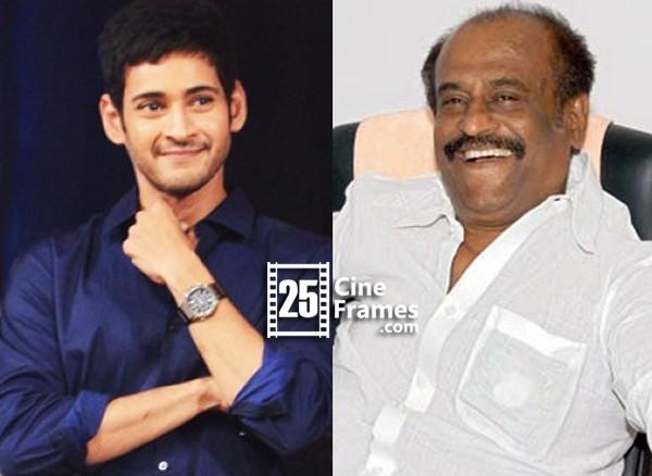 Rajnikanth, Mahesh Babu multi-starrer movie Confirmed