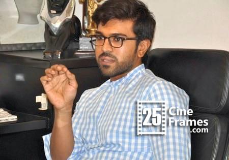 Ram Charan Latest Interview in GAV Press meet