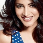 Shruti Hassan Poses for Women's Health Magazine
