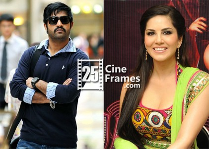 Sunny Leone Item Song in Jr.NTR Puri Jagannadh movie