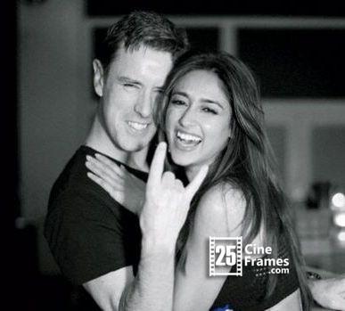 ileana D'Cruz Andrew Kneebone marriage details