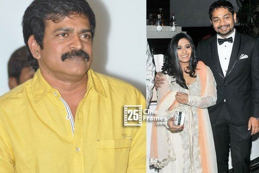 Actor Brahmaji's son was attacked by some gunman