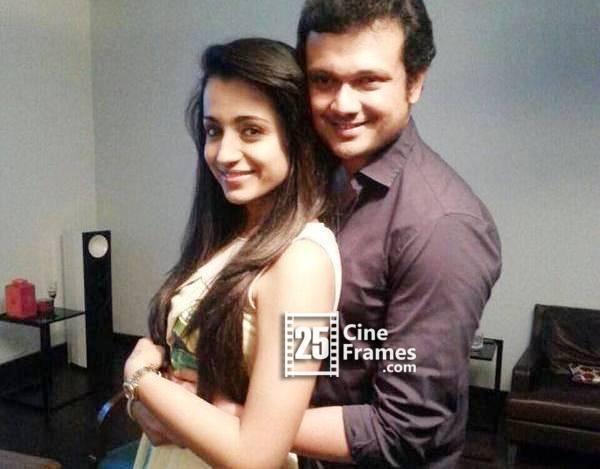 Actress Trisha's clarification on her engagement