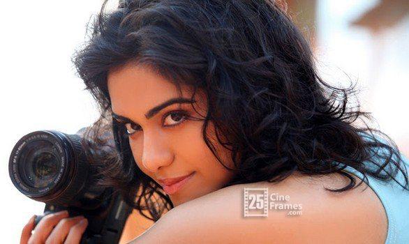 Adah Sharma had a biggie in her hands