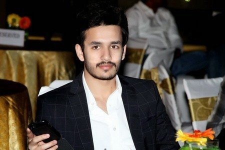 Akhil giving heart attack to Tollywood Heroes!