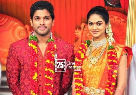 Allu Arjun rubbishes divorce rumors