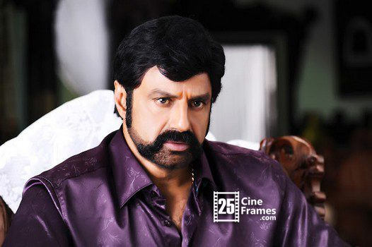 Balayya new look for his 99th film