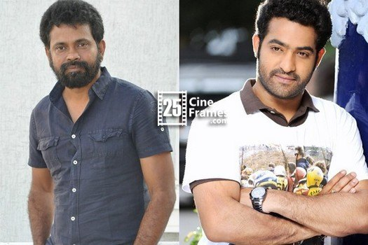 Ntr in Commercial Entertainer with  Sukumar