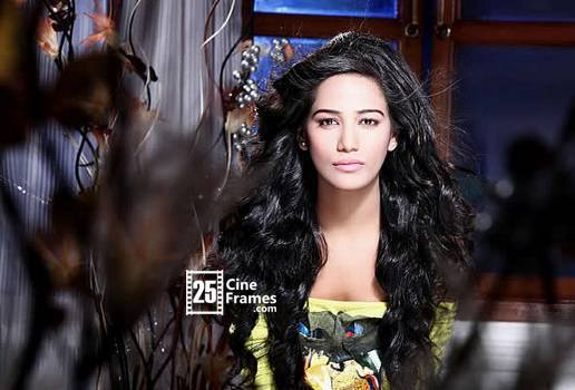 Poonam pandey Shot for Breast Enhancement product Advertisement