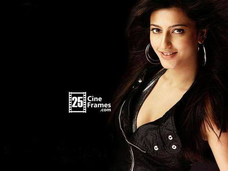 Shruti Haasan says she spend some quality time with her