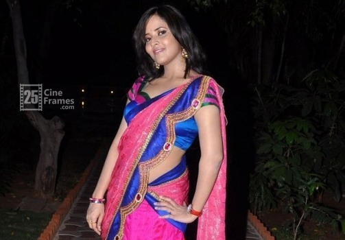 Anasuya's debut film gets a Title