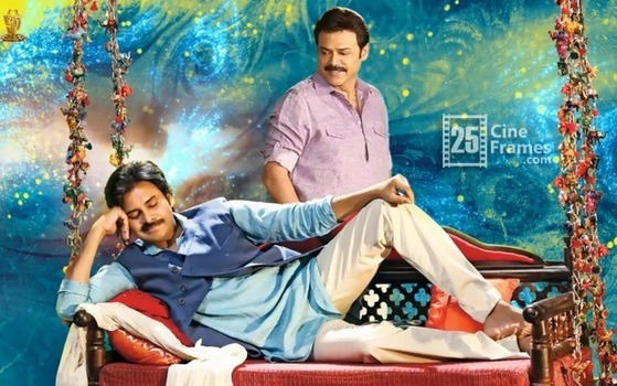Gopala Gopala First Look ULTRA HD Posters
