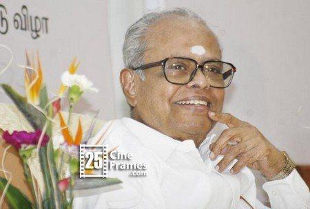 Legendary Director Balachander is no more