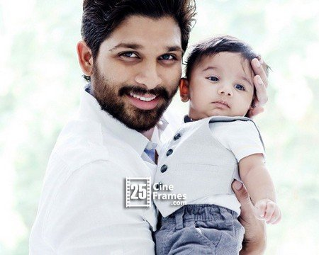 'My son is not the reason for success' - Allu Arjun