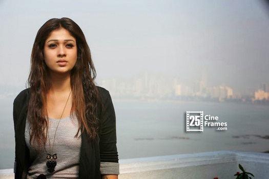 Nayantara Bursted with Anger