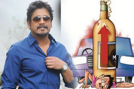 Police caught Nagarjuna's Niece for drunk driving