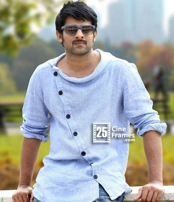Prabhas Bollywood Debut gets Minus Rating