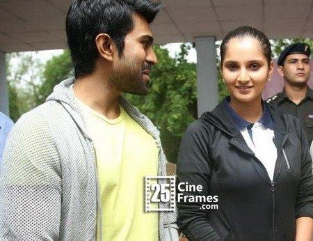 Ram Charan forces Sania Mirza divorce!