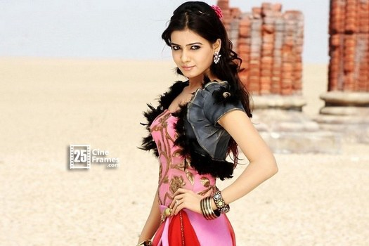 Samantha is the 'first' South Indian actor as a brand ambassador for