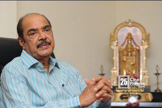 Star Producer Ramanaidu fallen Ill