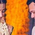 Actress Trisha Varun Manian Engagement HD Photos Gallery
