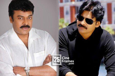 Chiranjeevi and Pawan Kalyan on Screen soon