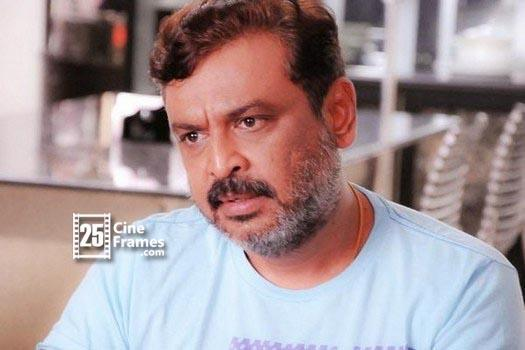 Gas Cylinder blast in Actor Naresh's house
