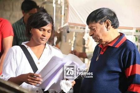 Heart-touching words by MS Narayana's daughter!