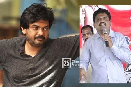 I'll Slap Director Puri Jagannadh Says Desapati Srinivas