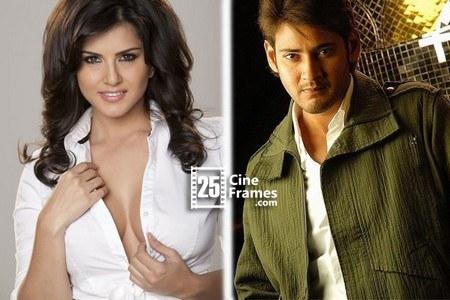 Mahesh Babu And Sunny Leone Planned To Meet In Pub 25cineframes