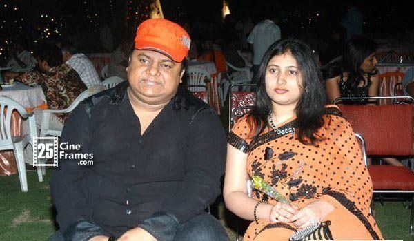 Music director Chakri's wife Filed case on her in-laws