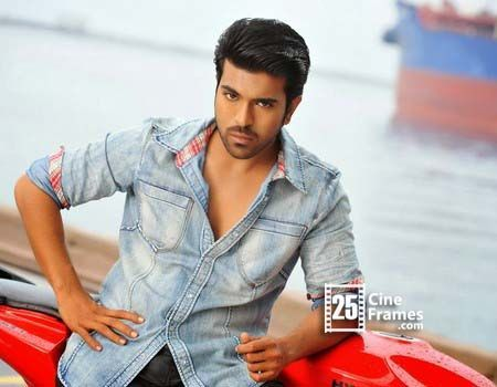My Name is Raju says Ram Charan!