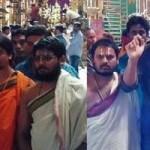 Photo Feature Mahesh Babu Questioning God in Temple in Koratala siva movie1