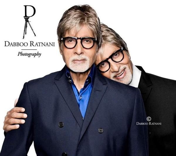 Pic Talk Amitabh Bachchan Double Role