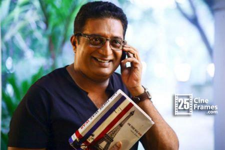 Prakash Raj Under Bed Rest For 3 Days