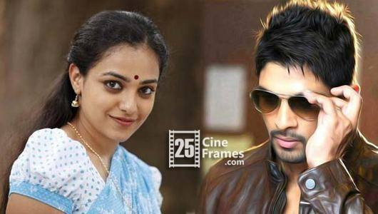 Allu Arjun promises to give Nitya Menon another chance