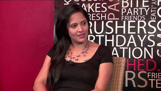 If Hrithik And Charan Can Why Not Me Anchor Anasuya