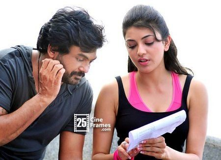 Kajal Agarwal Disappointed with Puri Jagannadh