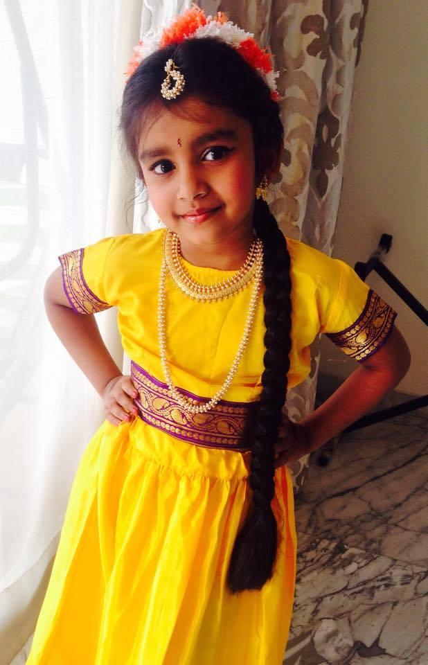 Pic Talk Pawan Kalyan's cute daughter Aadhya