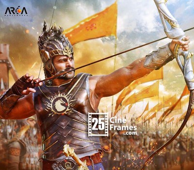 Prabhas Baahubali Remuneration & Pre-Release area wise Business Details