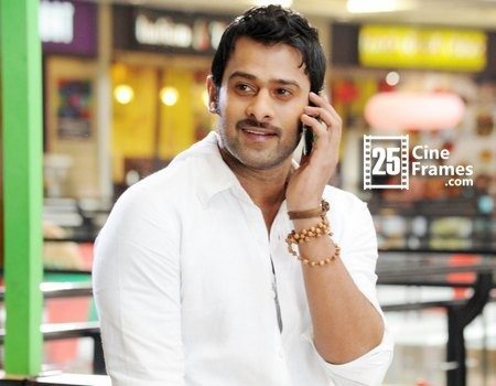 Prabhas Goes Back To his Perfect Director with Perfect Producers