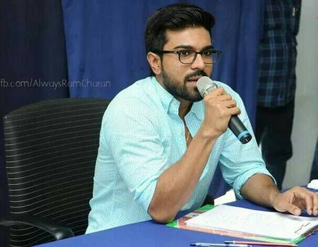 Ram Charan Respond To the Night Party Controversy