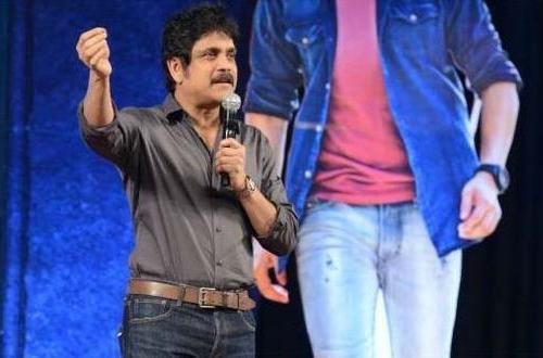 Shocker  Again Nagarjuna Asks Fans To Shut Up Hurted Akkineni Fans