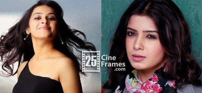 Shocker Sridivya Golden Chance Replaces Samantha Role in Banglore Days