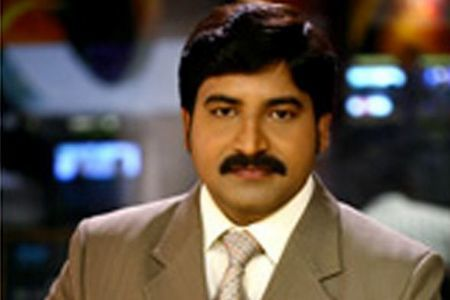 TV9 News Anchor Badri Killed in Road Accident