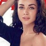 Amy Jackson Hot Photo Shoot Possess for Maxim Magazine 2015 Photos