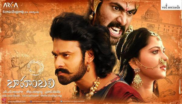 Baahubali satellite rights creates records, Highest till now in Tollywood
