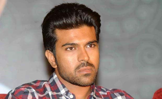 Finally Ram Charan Talks About Pawan Kalyan's First Production Project