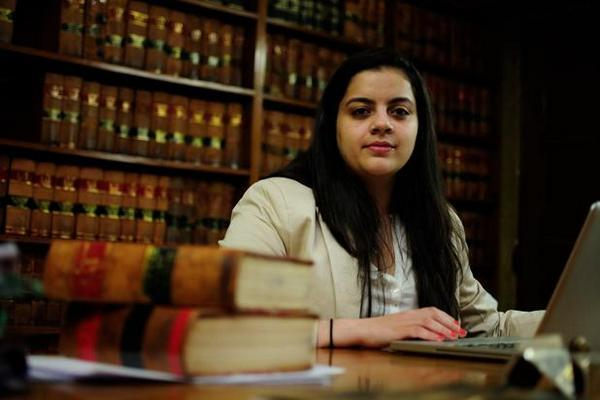 She is The girl who saved our freedom of speech Meet 24-year-old Law student Shreya Singhal