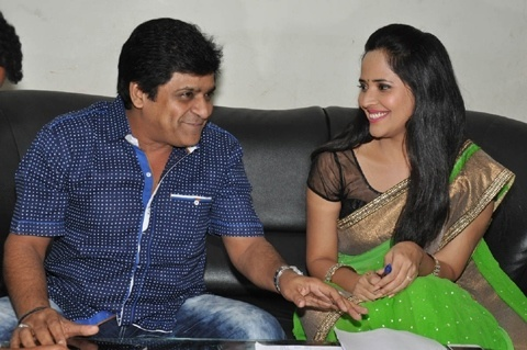 Ali Sensational controversial comments on Anchor Anasuya